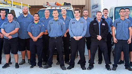 Sean McCutcheon's Air Conditioning and Heating Sarasota - The Team