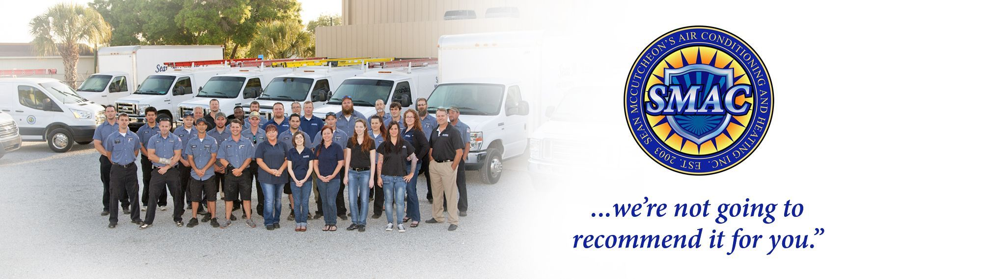 Sean McCutcheon's Air Conditioning and Heating Sarasota best Service
